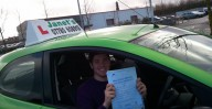 Pass your driving test like Ben